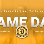 Girls Basketball – Game Day 12/12 vs. Taylorsville