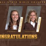 Congratulations Volleyball – All-State Recognition