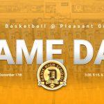 Boys Basketball @ Pleasant Grove today