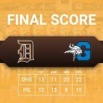 Boys Basketball beats Pleasant Grove