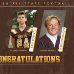 Congratulations 6A All-State Football Recipients