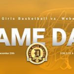 Boys & Girls Basketball vs. Weber 12/20