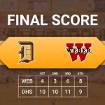 Davis Girls defeat Weber
