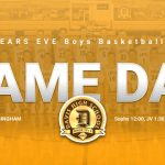 BOYS BASKETBALL GAME – NEW YEARS EVE vs Bingham – Varsity 3:00 pm