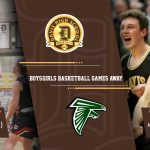 Double header Boys & Girls Basketball 1/14