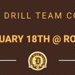 Region 1 Drill Team Championships