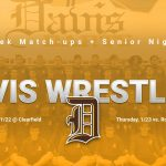Wrestling Senior Night Approaching