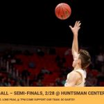 Boys Basketball @ Huntsman Center for Semi-finals 2/28