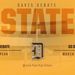 State Debate March 6th and 7th