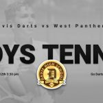 Boys Tennis today – March 12