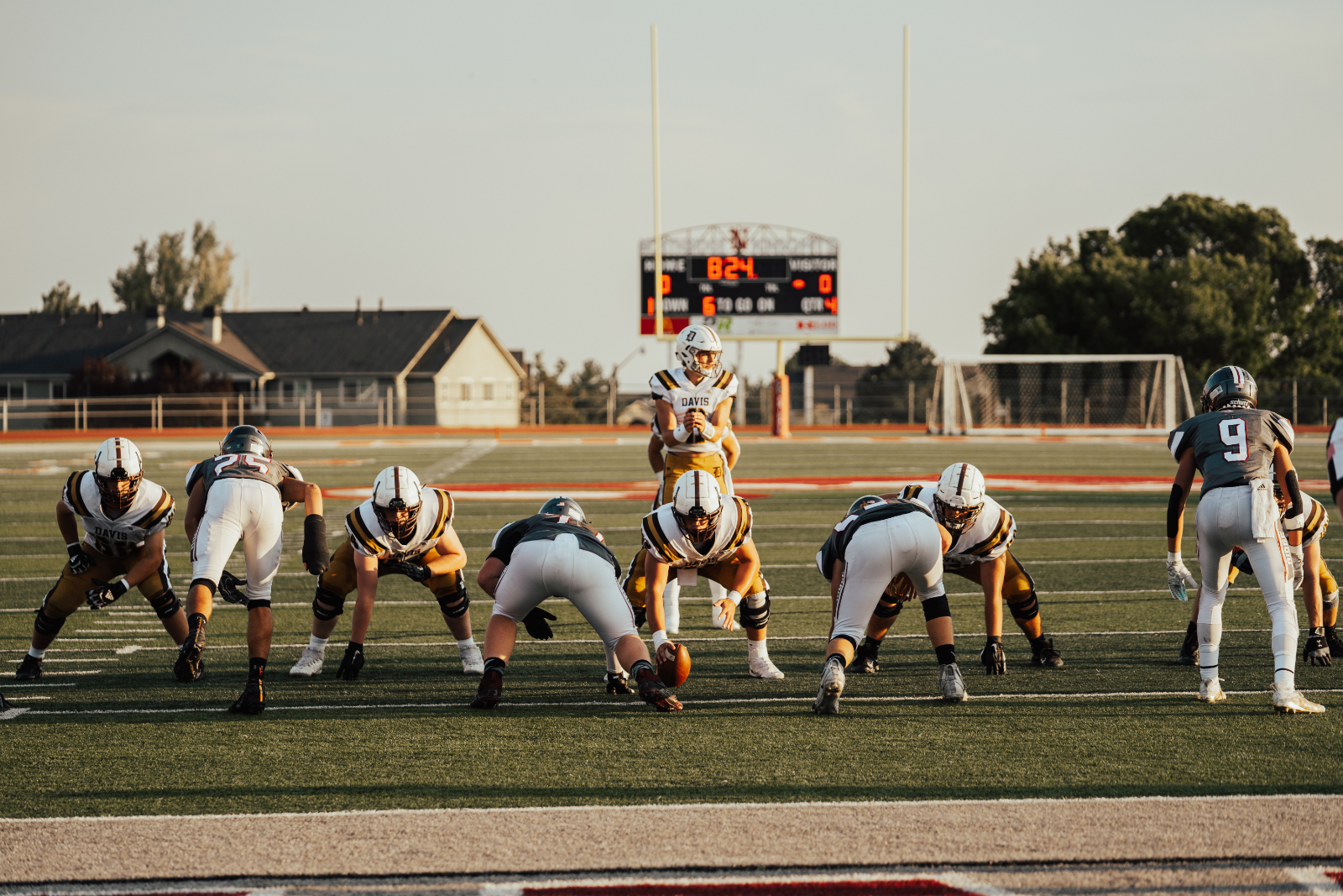 Davis Football @ Northridge 8.28.20 – Gallery 1