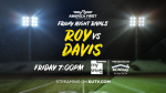 Friday Night Lights on KJZZ – Roy vs. Davis 9.18.20 @ 7pm