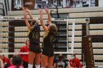 Volleyball sweeps Clearfield