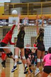 Volleyball Team sweeps Layton