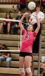 Volleyball sweeps Northridge 3-0