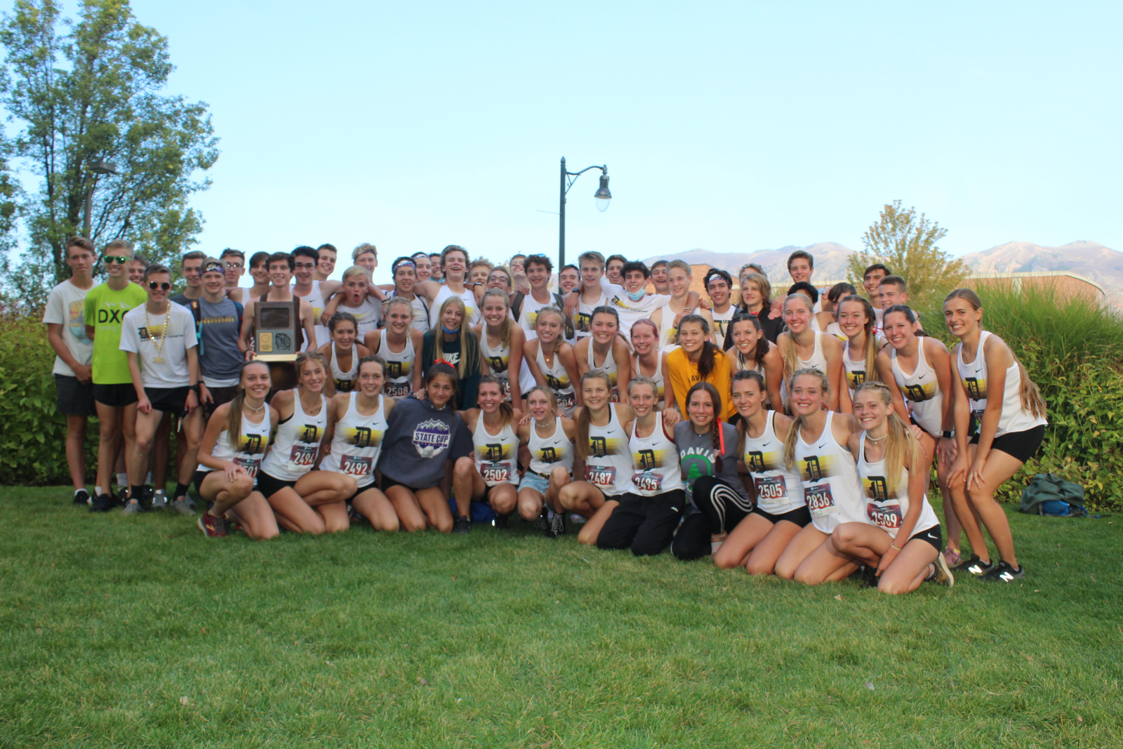 State XC Results – Congratulations Darts for a Great Season