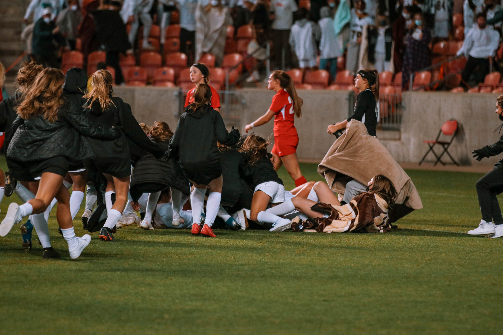 Girls Soccer – 6A State Championship Game