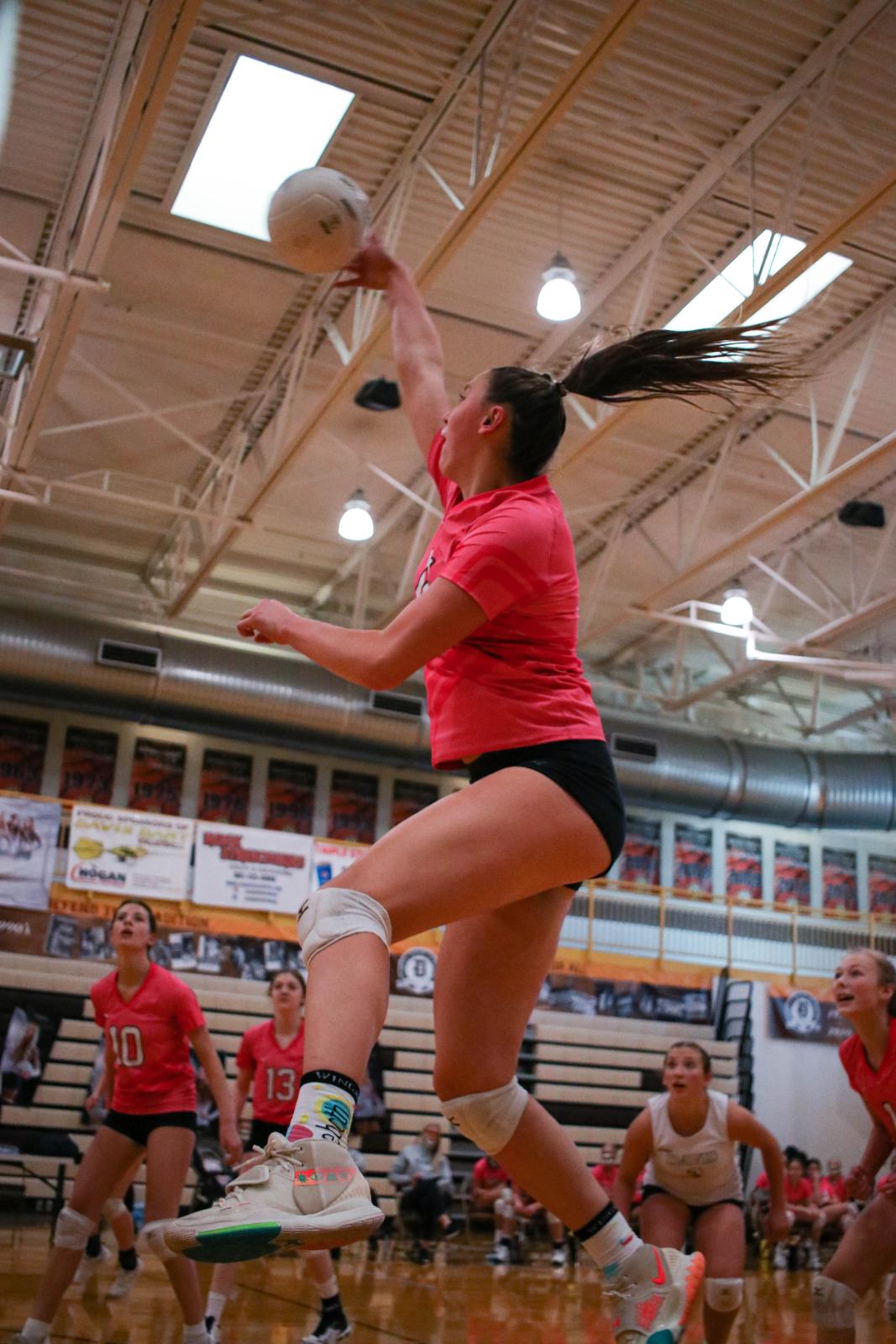 Girls Volleyball – 10/23