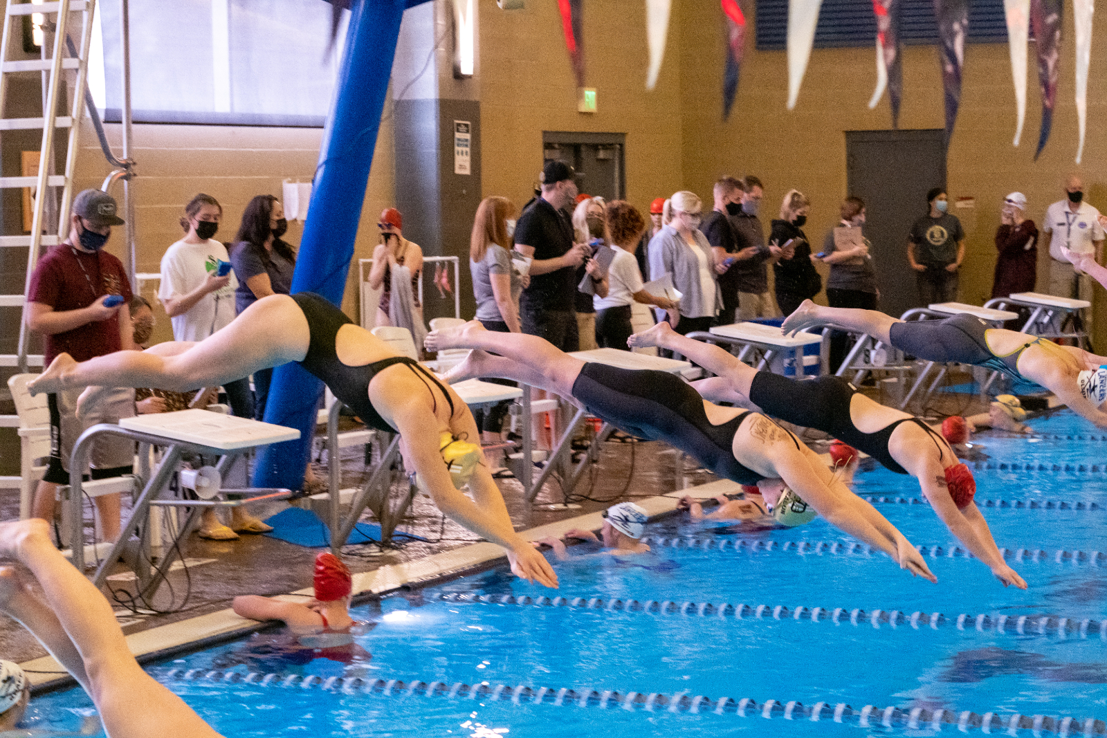 Davis Regional Swim Championship 2020-2021