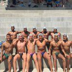Temple City High School Boys Varsity Water Polo beat El Cajon Valley High School 13-9