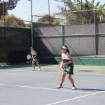 Temple City High School Girls Varsity Tennis beat Flintridge Prep School 12-6