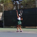 Temple City High School Girls Varsity Tennis beat South Pasadena High School 15-3
