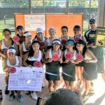 Rams Tennis Team is CIF Champion!