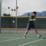 Temple City High School Boys Varsity Tennis falls to Poly/Pasadena 10-8