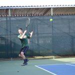 Temple City High School Boys Varsity Tennis falls to Arcadia High School 15-3