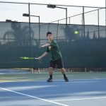 Rams Tennis to Face Powerhouse Yorba Linda in CIF Playoffs
