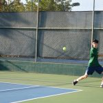 Temple City High School Boys Varsity Tennis falls to La Canada High School 15-3