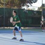 Temple City High School Boys Varsity Tennis falls to San Marino High School 17-1