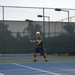 Temple City High School Boys Varsity Tennis beat Crescenta Valley High School 10-8