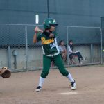 Temple City High School Varsity Softball beat South Pasadena High School 11-1