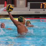 Temple City High School Boys Varsity Water Polo beat Peninsula High School 13-12