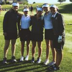 Omaha Central High School Girls Varsity Golf finishes 2nd place