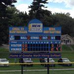 Omaha Central High School Varsity Softball beat Omaha Benson 12-0