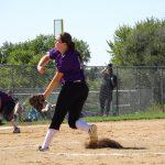 Omaha Central High School Varsity Softball beat Lincoln Southeast High School 1-0