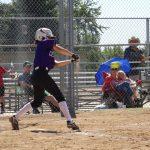 Omaha Central High School Varsity Softball falls to Kearney High School 6-4