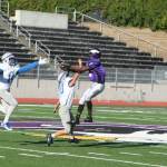 Omaha Central High School Junior Varsity Football falls to Millard North High School 18-8