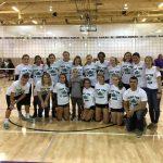 Omaha Central High School Girls Varsity Volleyball beat Omaha North High School 3-0