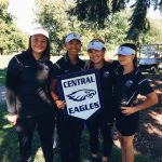 Omaha Central High School Girls Varsity Golf finishes 8th place
