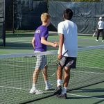 Tennis – Great Start at STATE!