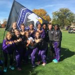 Omaha Central High School Girls Varsity Cross Country All Levels finishes 10th place