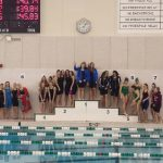 Swimmers Rocked the House at Metros