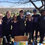 Omaha Central High School Girls Varsity Tennis finishes 10th place