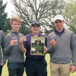 Omaha Central High School Boys Varsity Golf finishes 1st place