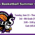 Boys Summer Basketball Camp