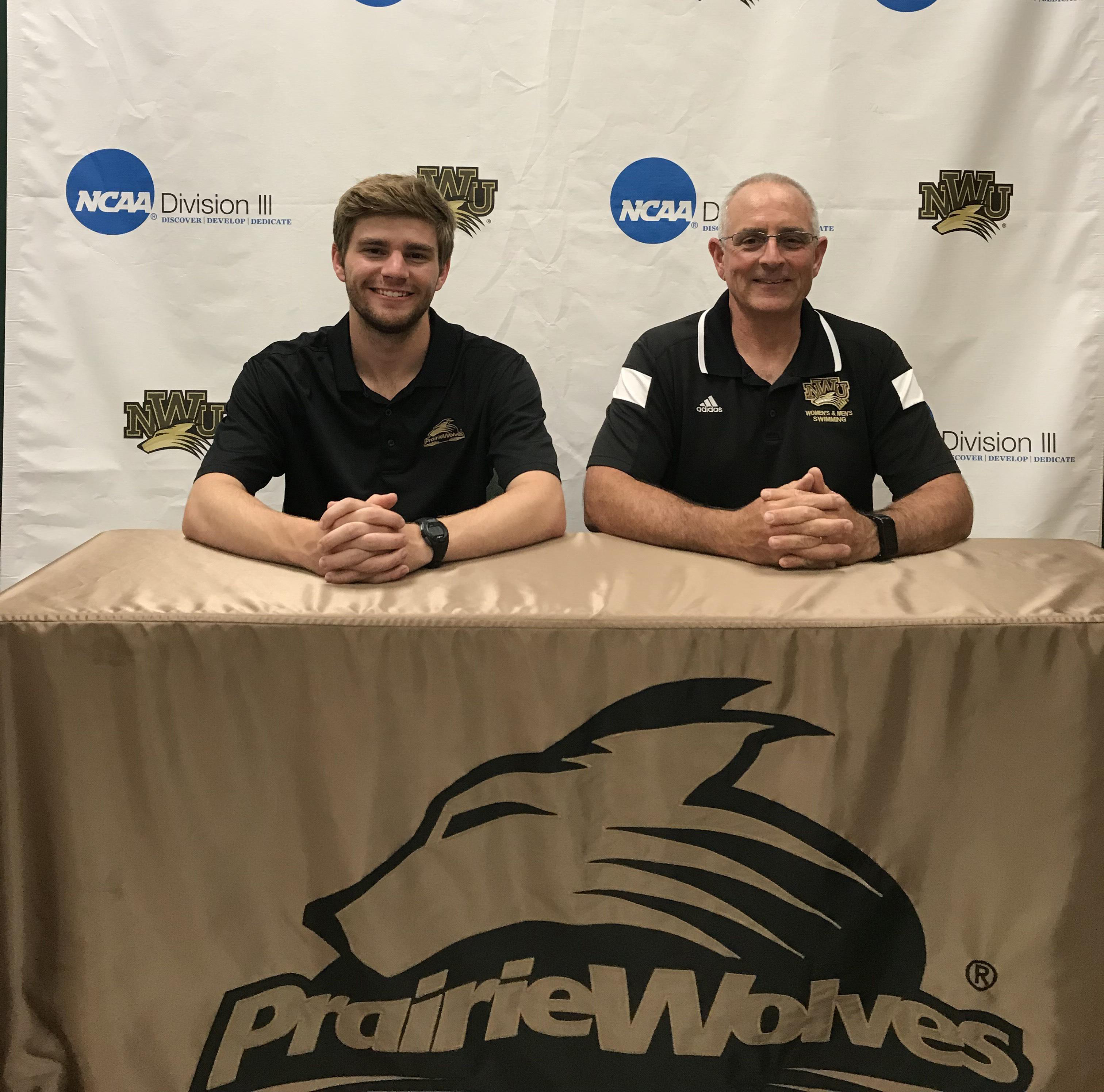 Congrats Marshall – Signing with NWU