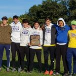 Boys XC – District Champions!!